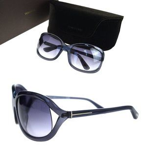 Auth Tom Ford Sunglasses Black TF9278